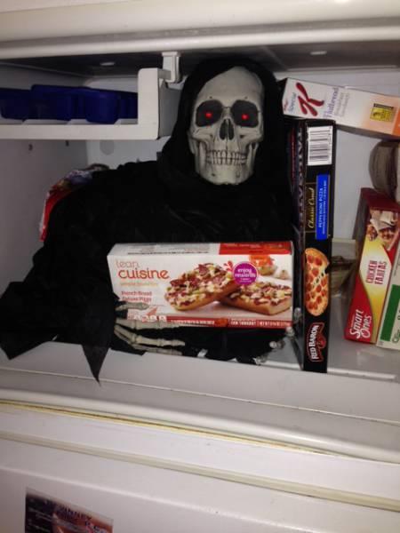 Disturbing Halloween Pranks That Are Pretty Damn Good