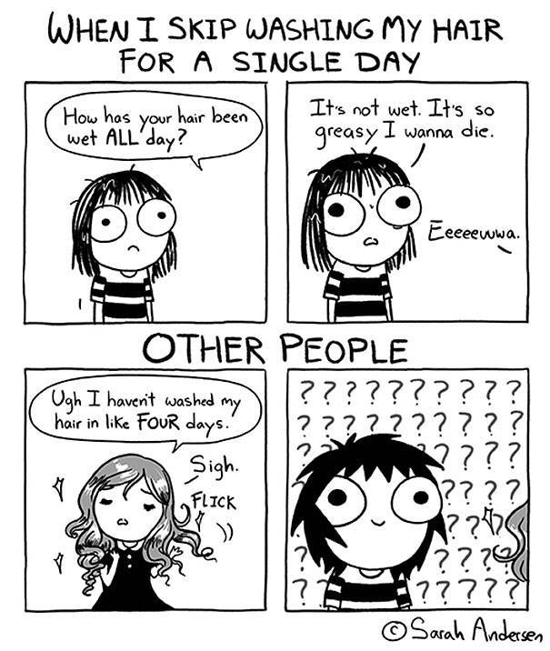Funny Comics Show What It Is Really Like to be a Woman Today