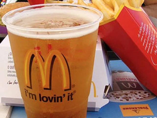 Real McDonald's Meals That Are Served Up in Various Countries around the World