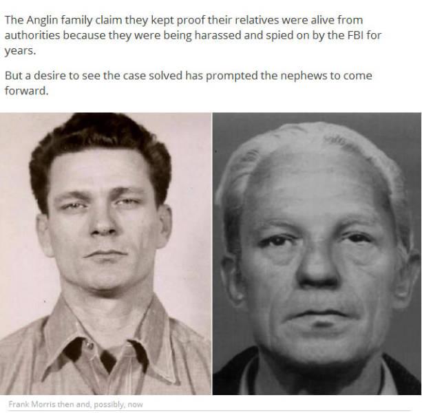 These Escaped Alcatraz Prisoners Could Still be Alive Today