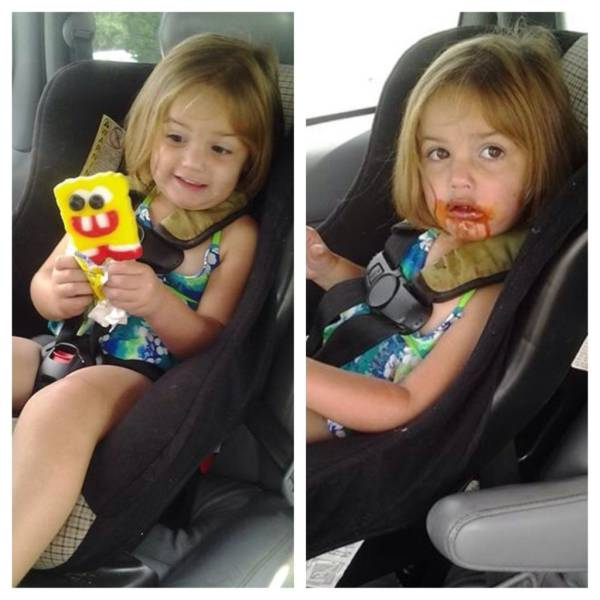 Hilarious Before and After Pictures That Capture Life Perfectly