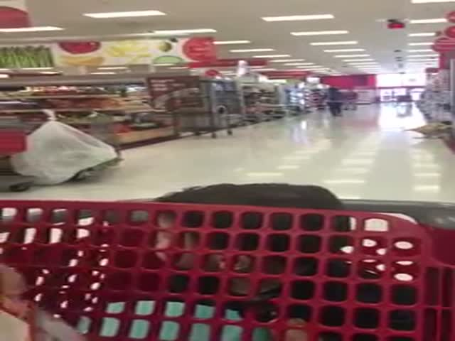 Target Customers Get to Listen to a Little Porn While They Do Their Shopping