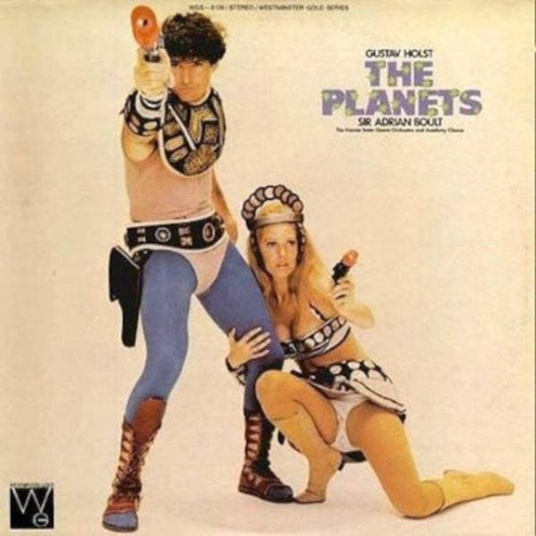 Retro Album Covers That Are Absolutely Bizarre
