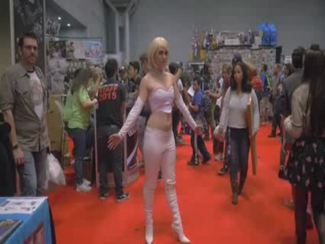 Cosplay Highlights from New York Comic Con 2015