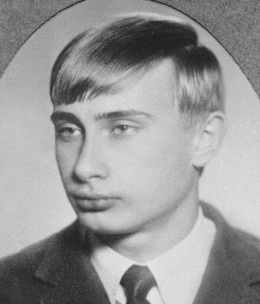 Candid Photos of World Leaders in Their Youth
