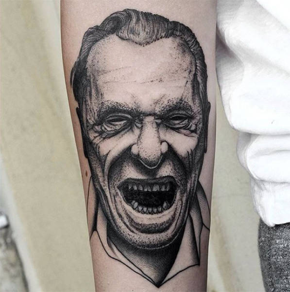 Spectacular Tattoos That Are True Works of Art