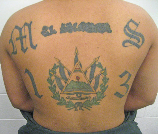 What Some of the Most Common Prison Tattoos Really Mean