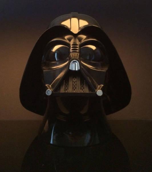 Darth Vader Gets into the Disco Spirit