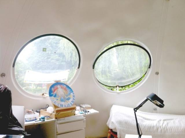 These Odd Bubble Houses Are Actually Real Homes in the Dutch City of Hertogenbosch