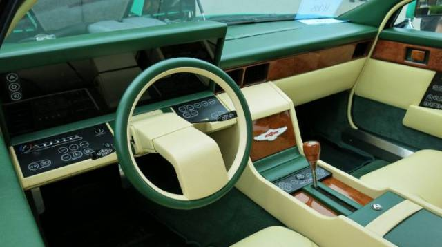This Aston Martin Interior Design Is a Thing of Beauty