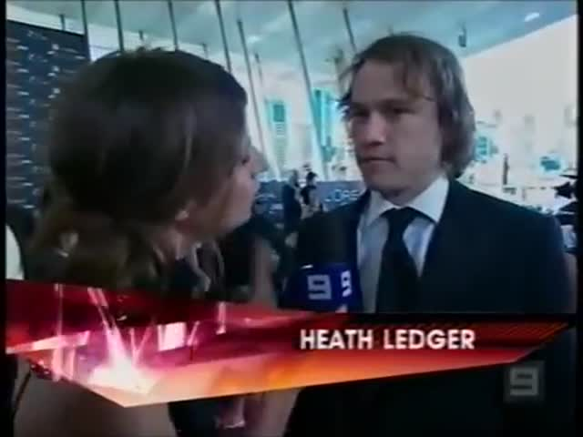Meeting Heath Ledger Is Too Much for This Poor Woman to Handle