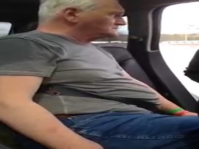 Seatbelt vs. a Man in Epic Showdown