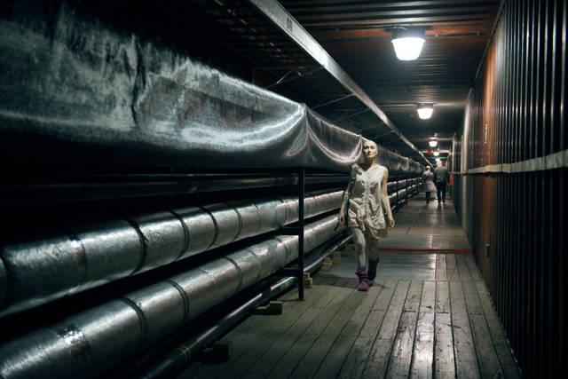 What the Inside of a Siberian Coal Mine Really Looks Like