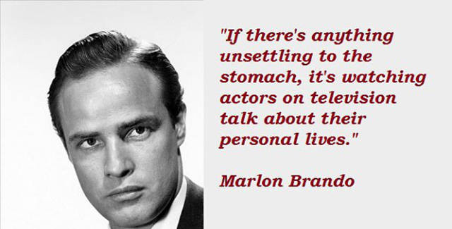 Classic Celebrity Quotes That Show a Different Side to Popular Stars