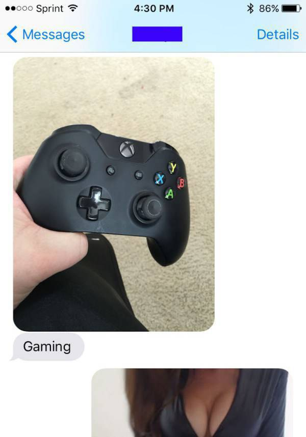 This Guy Loves Video Games More Than Anything