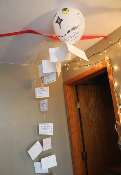 This Harry Potter Themed Birthday Party Surprise Is Definitely Top Class