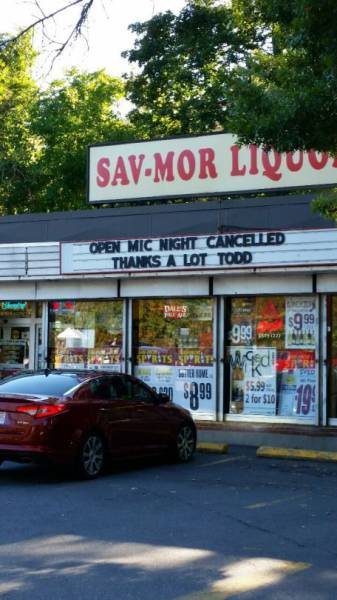This Maryland Liquor Store Has Gotten Their Slogans Down to an Art
