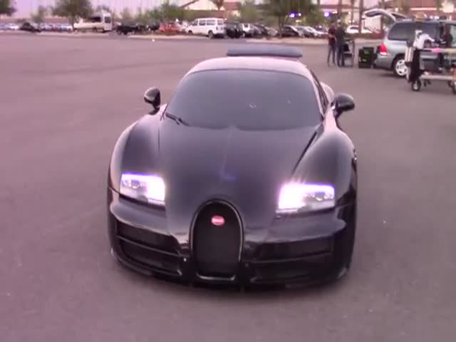 Owning a Bugatti Is Not a Cheap Business