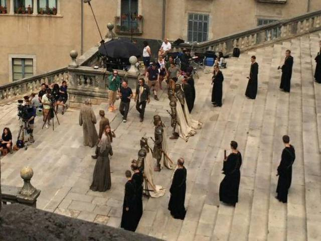 "A Sneak Peak into the Making of ""Game of Thrones"" Season Six"