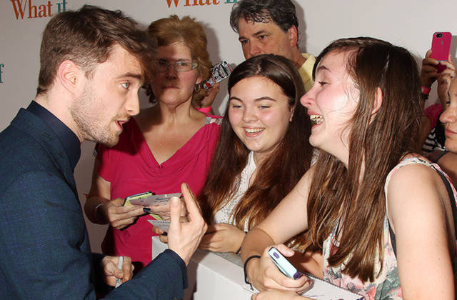 Crazy Fans Get Up Close and Personal with Their Biggest Idols