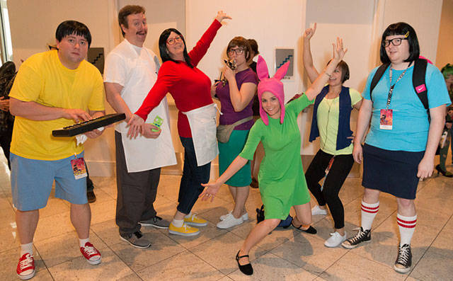 Group Halloween Photos That Definitely Take the Cake