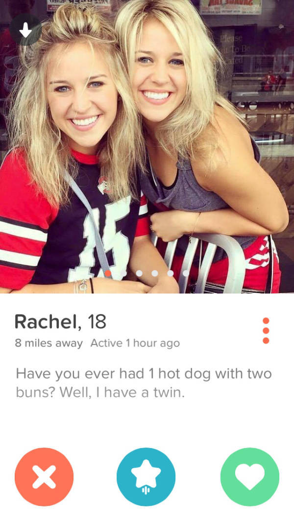 Tinder Profiles Don't Get More Honest Than This