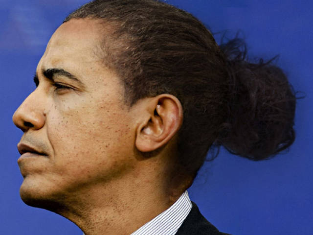 Man Buns Make Even World Leaders Look Stupid