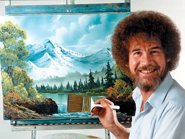 Painter Bob Ross Gives Sage Life Advice That We Should All Remember