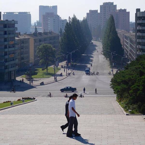 The Lighter Side of Life in North Korea