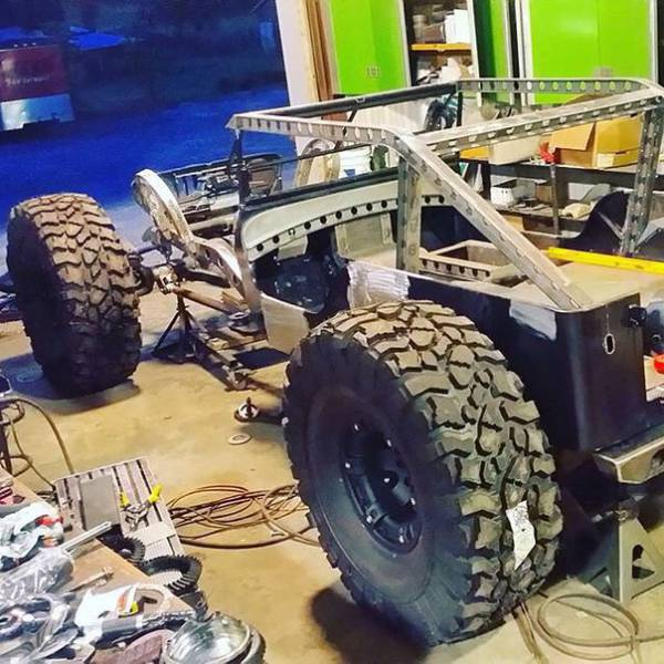 This Custom Machine Will Definitely Survive the Apocalypse