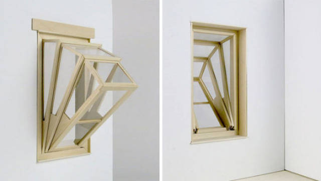 This Innovative Window Design Will Add a New Dimension to Any Home