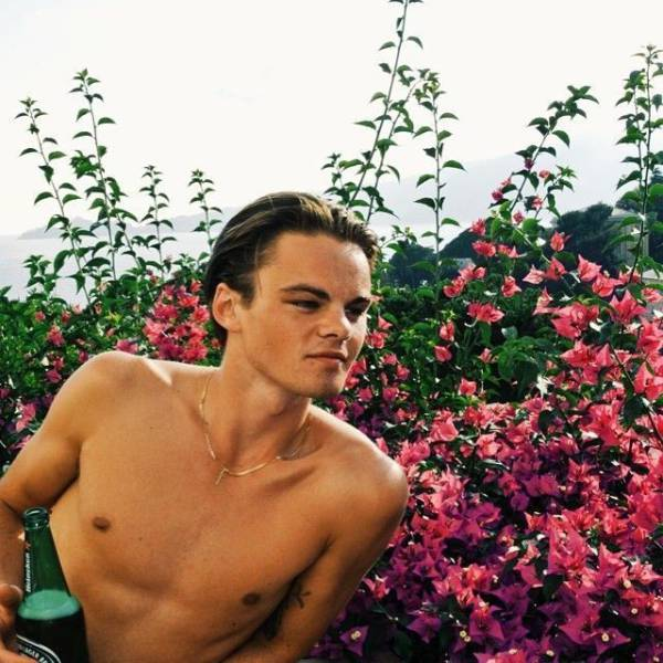 This Swedish Dude Is Leonardo DiCaprio's Real Life Doppelganger