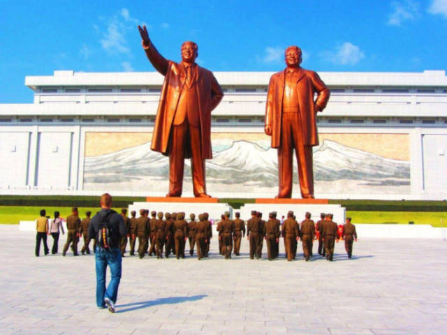Cute Couple Share Their Unusual Experiences from Their Recent Trip to North Korea