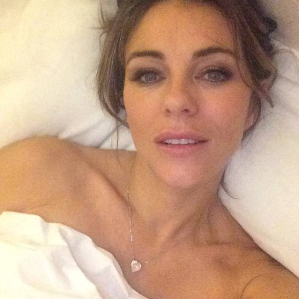 Elizabeth Hurley Is the Perfect Example of How to Age Gracefully