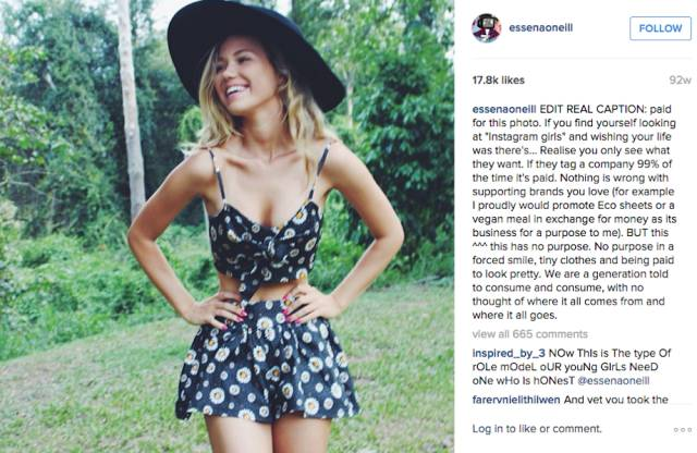 Former Teen Instagrammer Reveals a Few Truths about Her Perfect Pics