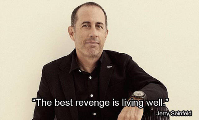 Jerry Seinfeld Has Some Surprisingly Wise Words about Life