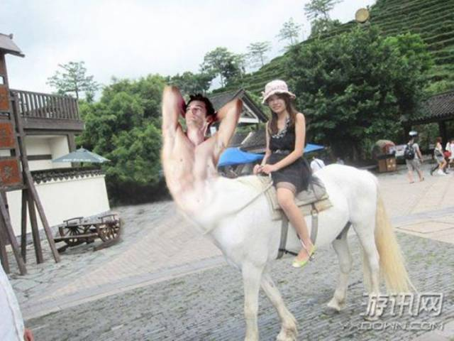 This Is What Happens When You Ask a Chinese Photoshop User for Help