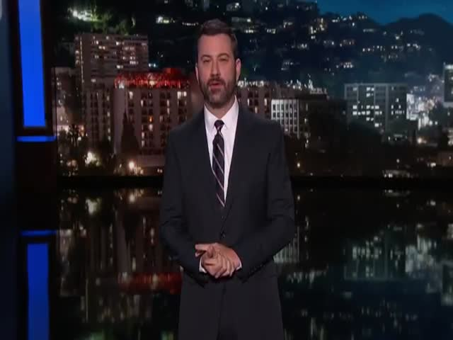 Jimmy Kimmel Tells Parents to Prank Their Kids over Halloween and This Is the Hilarious Result