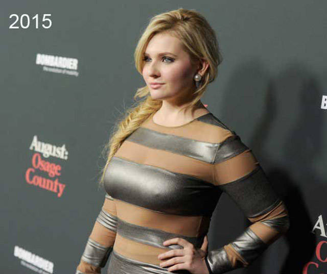 Abigail Breslin Is Not a Cute Nerdy Girl Anymore