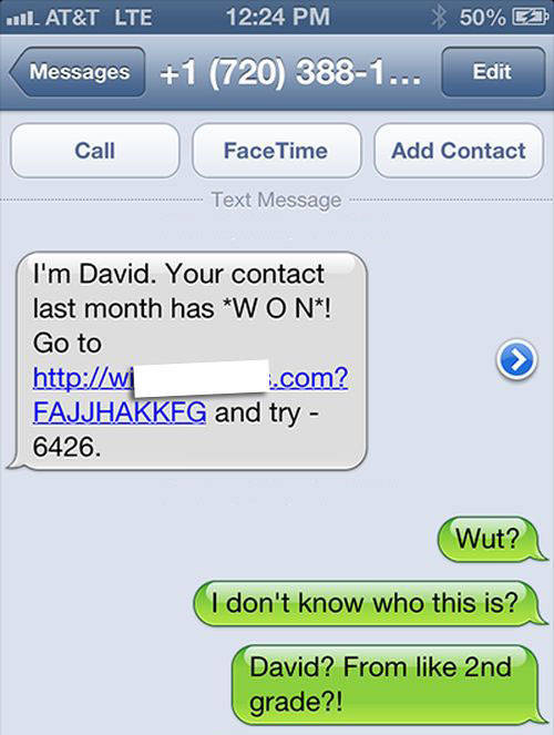 This Guy Figured Out the Best Way to Respond to Spammers