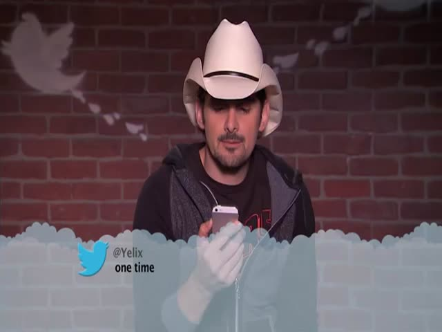 "Jimmy Kimmel Treats Country Music Stars to His ""Mean Tweets"" Segment"