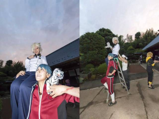 How Awesome Cosplay Pics are Really Made