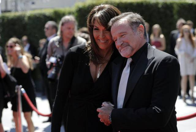 Robin Williams' Widow Discusses the Real Reason Why Her Husband Committed Suicide