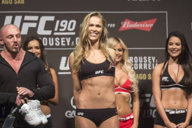 Facts about Ronda Rousey That Sheds a New Light on the Pro Women's Fighter