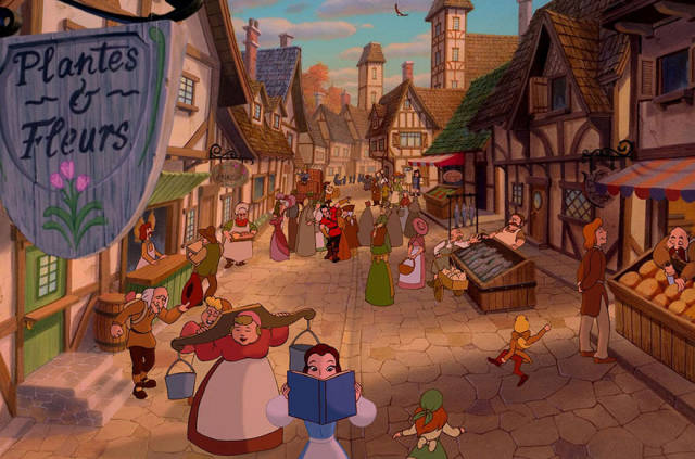 Disney Locations That Took Their Inspiration from Real Life