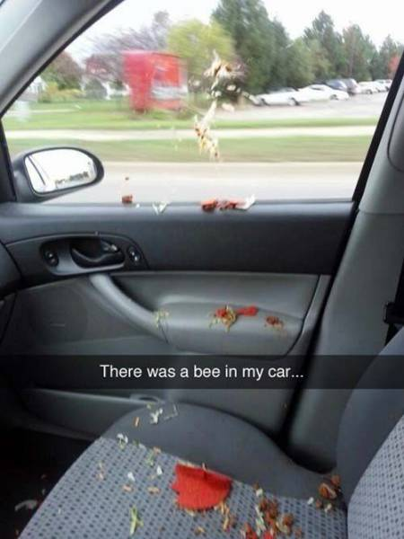 Snapchats That Should Go Down in History for Being Totally Epic