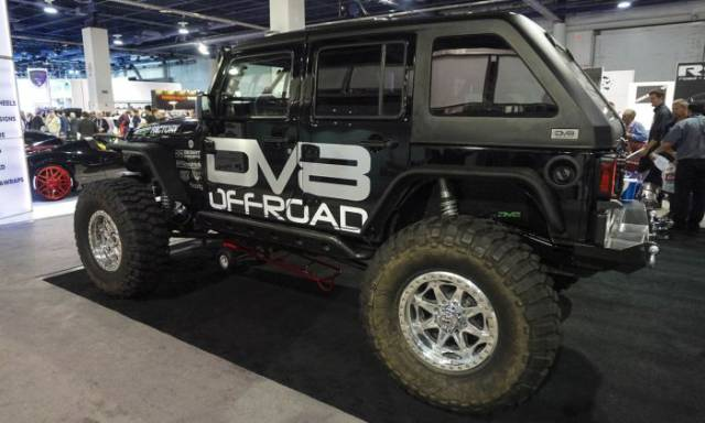 Car Modification Enthusiasts Come Together for SEMA 2015