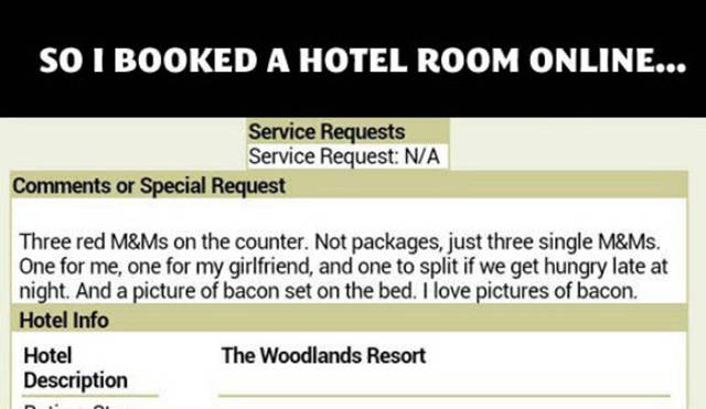 Hotel Staff Go above and Beyond the Call of Duty to Fulfil a Strange Request from a Guest