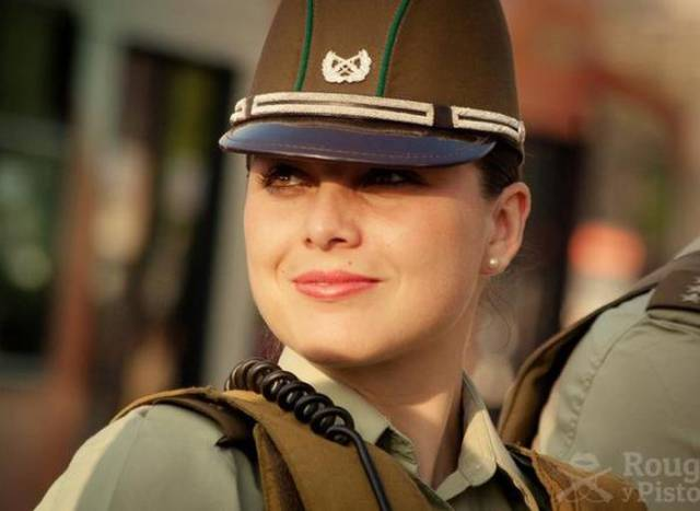 Police Woman from Countries Worldwide
