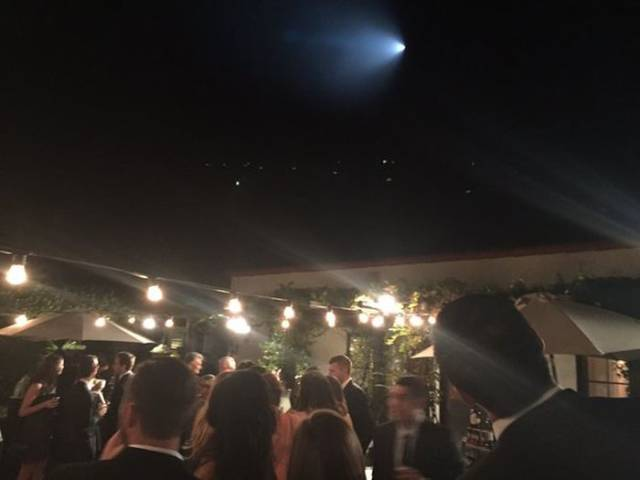The Truth about the Blue UFO Sighting in California